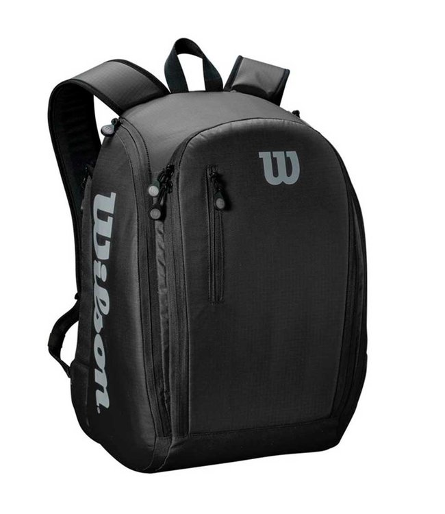 Wilson Tour Backpack BKGY