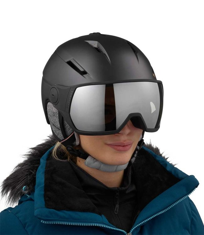 Salomon Icon2 Visor