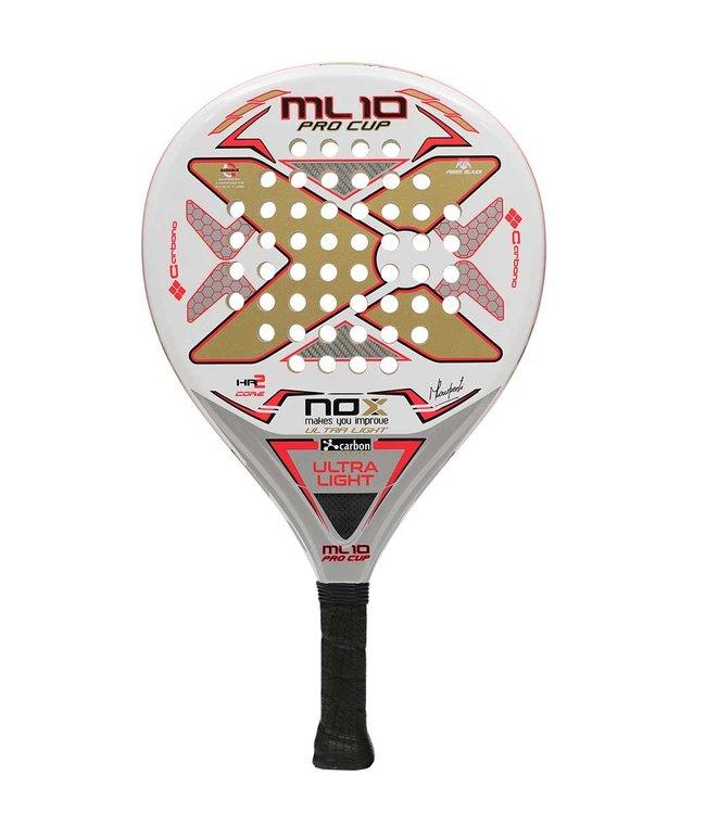 Nox Pala ML 10 Pro Cup Coorp Padelracket