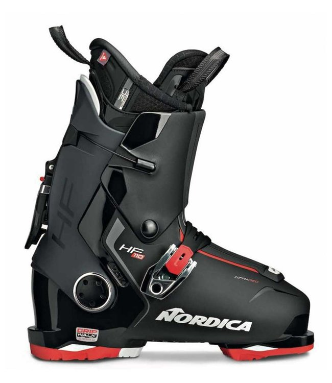 Nordica HF 110  (GrW) black/anthracite/red