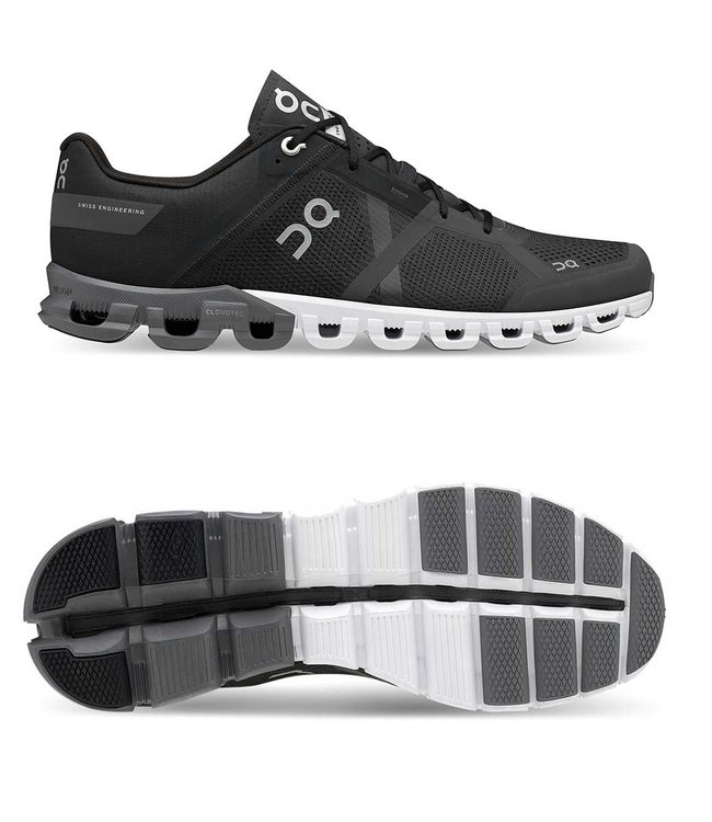 ON Running Cloud Flow Men / Black Asphalt