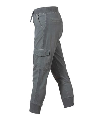 Blue sportswear Hilton cargo capri
