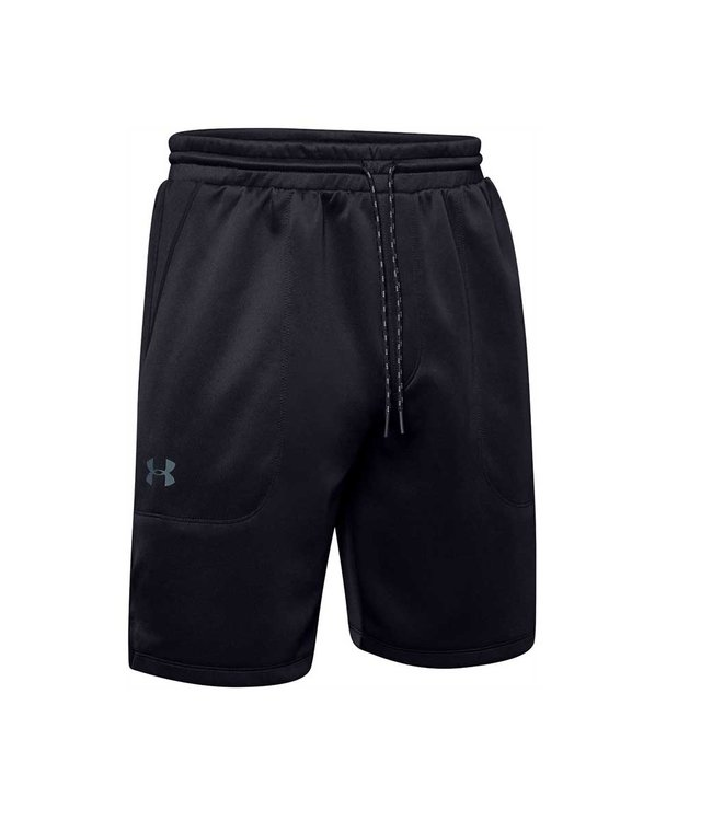 Under Armour MK1 Warmup Short - black Men