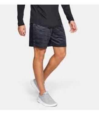 Under Armour UA MK-1 7in Twist shorts-Black