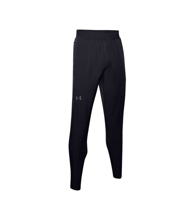 Under Armour UA Unstoppable Tapered Pant Black heren