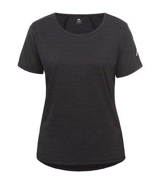 Rukka Ylipaakkola ss dames running shirt black