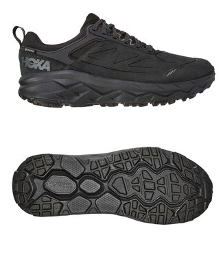 Hoka one one Challenger low Gore-Tex black