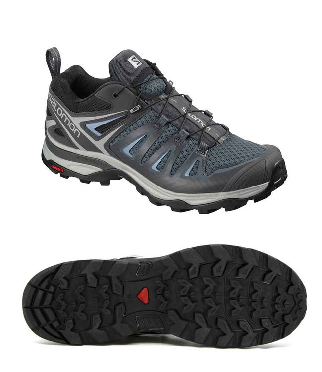 Salomon X Ultra 3 W Stormy weather/Ebony/Cashmere Blue 406644