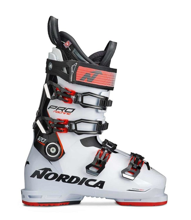 Nordica Pro Machine 120 white/black/red