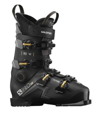 Salomon S/PRO 90 W  HV Black/Belluga