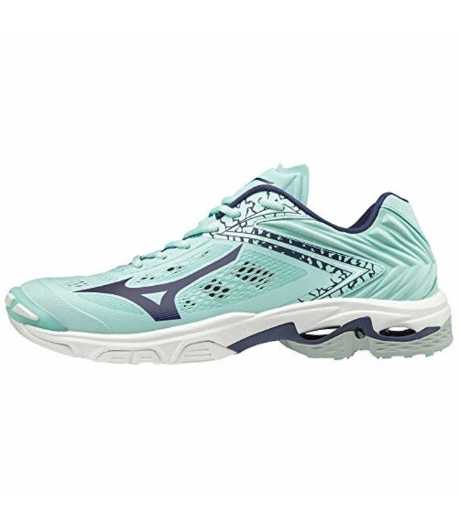 Mizuno Wave Lightning Z5 W BLUELIGHT/ASTRALAURA/WHT