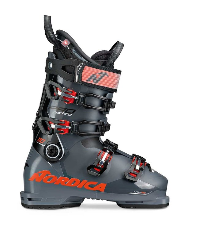 Nordica Nordica Pro Machine 110 anthracite/black/red