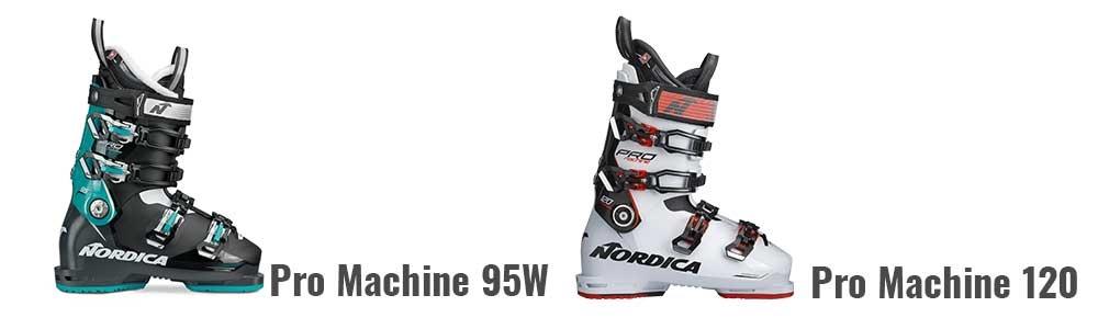 Nordica Pro Machine 120 en 95W