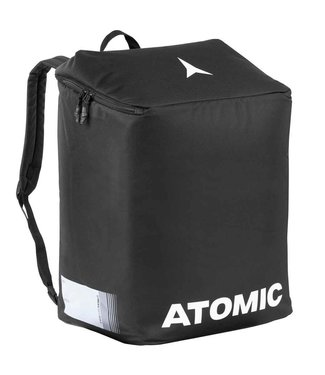 Atomic BOOT & HELMET PACK Black/White