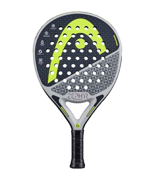 Head Graphene Touch Zephyr Head padel racket