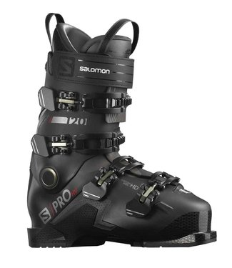 Salomon S/Pro  HV 120  black/acid green/white