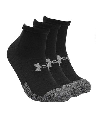 Under Armour UA Heatgear Lowcut - 3-pack