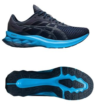 Asics Novablast Blue/Digital aqua