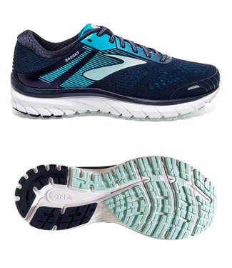Brooks Defyance 11 W - Navy/Teal/White