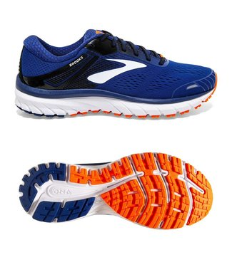 Brooks Defyance 11 - Blue/Orange/White