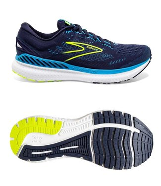 Brooks Glycerin GTS 19 - Navy| Blue | Nightlife