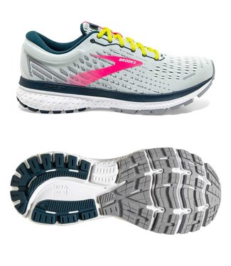 Brooks Ghost 13 W - Ice Flow | Pink | Pond