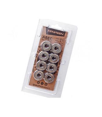 Tempish ABEC 5 carbon Bearings 8 pieces