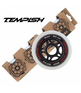 Tempish Radical 84A Wheels 4pcs 80mm