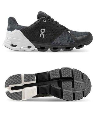 ON Running Cloud Flyer men | Wide 2E | Black-white