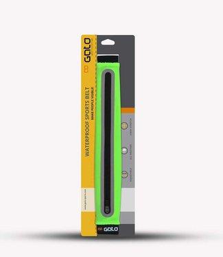 GATO sports Waterproof running belt yellow