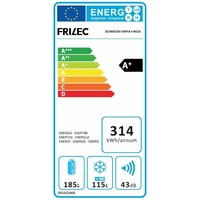 Frilec BONN350-4NFA INOX