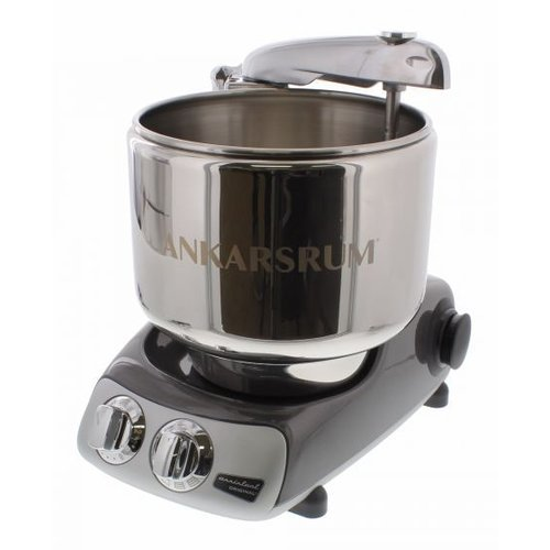 Ankarsrum Assistent Assistent kneedmachine Black Chrome