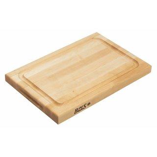 ProChef BBQ snijplank met sapgeul 46 x 31 x 4 cm esdoorn / maple