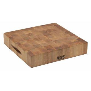 Classic hakblok 38 x 38 x 7,5 cm esdoorn / maple