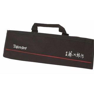 Tojiro-Pro messentas / foedraal voor 8 messen