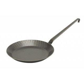 Gesmede koekenpan met gelaste steel ø 24 cm | Ruit