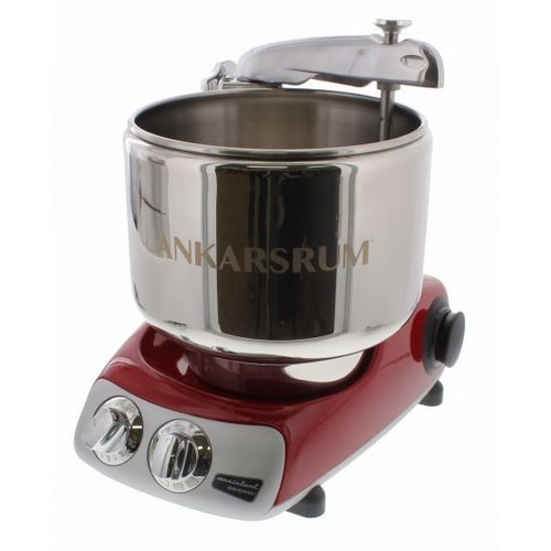Ankarsrum Assistent Assistent kneedmachine Red metallic
