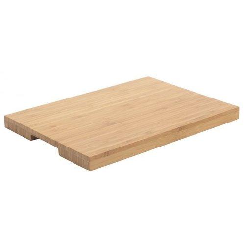 Déglon Bamboo snijplank Groot 35.5x25.4x2.5 cm.  !!!