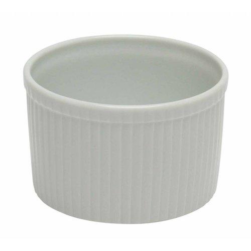 Pillivuyt oven CG souffleschaal geplooid diep N*5 ø 10 cm