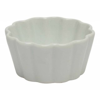 Patisserie wit cupcakevorm ø 7,6 cm - 80 ml