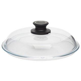 Glasdeksel ›32 cm incl. knop