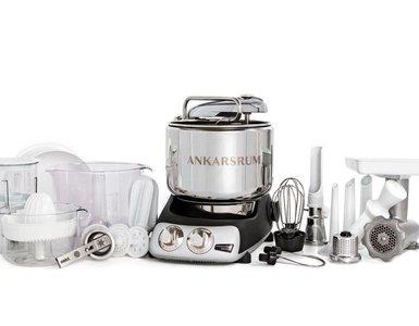 Food processor accessories
