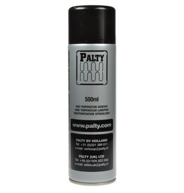 Palty Lijmspray  Hittebestendig 500 ml