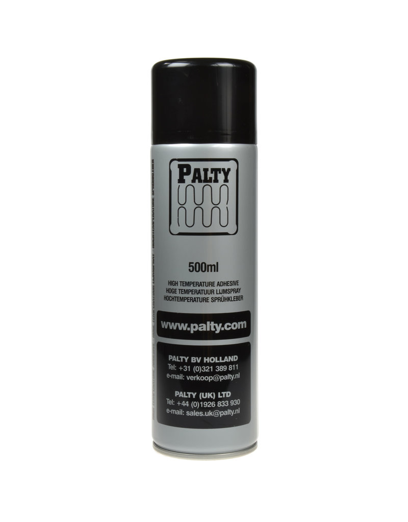 Palty Palty lijmspray 500 ml Hittebestendig