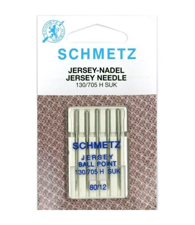 Schmetz Schmetz Jersey 5 naalden 80-12 - 10st