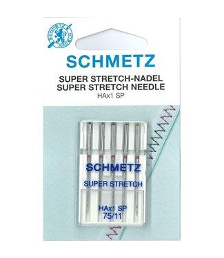 Schmetz Schmetz Super stretch 5 naalden 75-11 - 10st