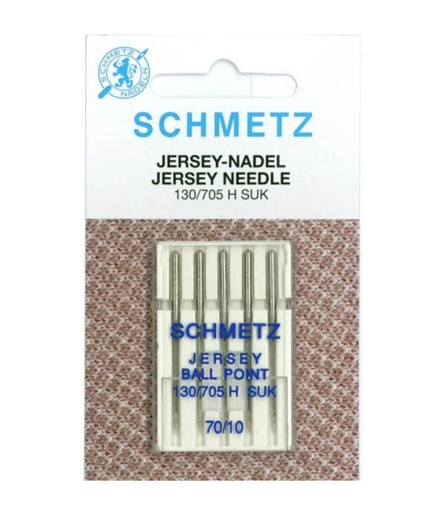 Schmetz Schmetz Jersey 5 naalden 70-10 - 10st