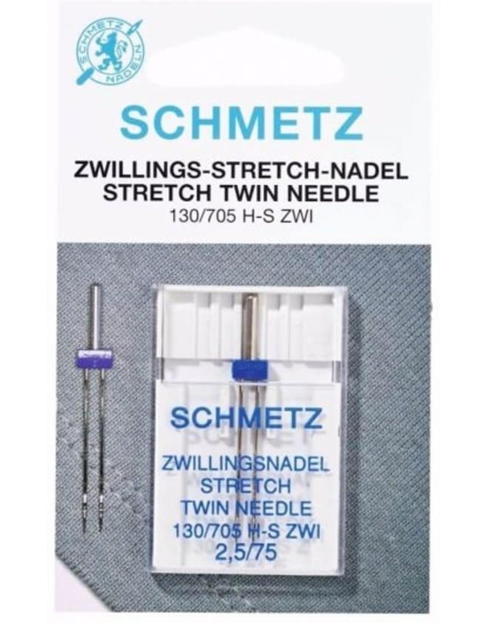 Schmetz Schmetz Twin Stretch 2.5/75 ZB(kaa