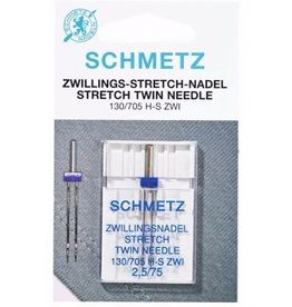 Schmetz Schmetz Twin Stretch 2.5/75 ZB(kaa