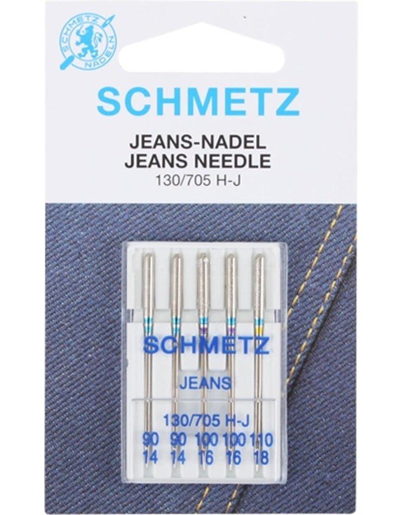 Schmetz Schmetz Jeans Nr.90/110 (krt)*